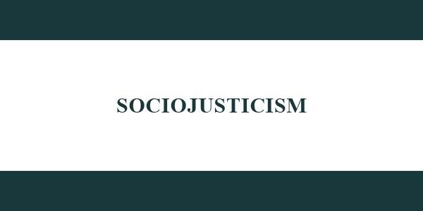 Sociojusticism