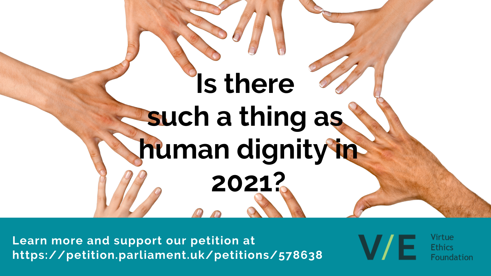 Is there such a thing as human dignity in 2021?